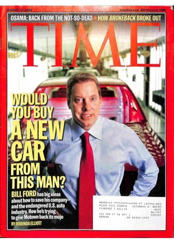 Time, January 30 2006