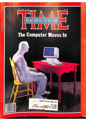 Cover Print of Time, January 3 1983
