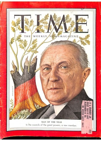 Time, January 4 1954