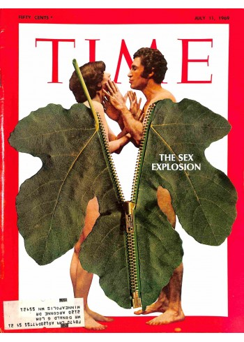 Cover Print of Time, July 11 1969