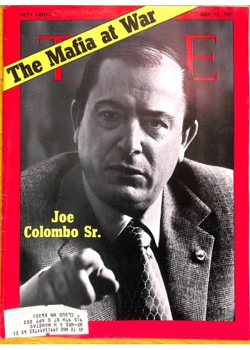 Cover Print of Time, July 12 1971