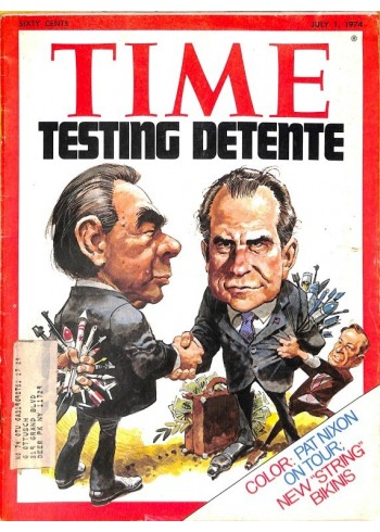 Time, July 1 1974