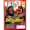Cover Print of Time, July 27 1998
