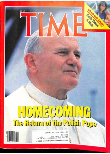 Cover Print of Time, June 1983
