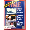 Time, June 7 1982