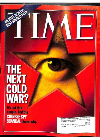 Cover Print of Time, June 7 1999