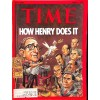 Cover Print of Time, April 1 1974