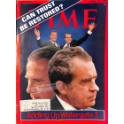 Cover Print of Time, August 20 1973