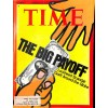 Cover Print of Time, February 23 1976