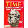 Cover Print of Time, February 26 1973
