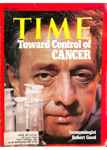 Cover Print of Time, March 19 1973