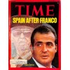 Cover Print of Time, November 3 1975
