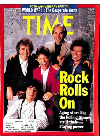Time, September 4 1989
