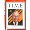 Cover Print of Time, March 13 1950
