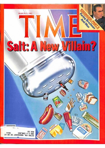 Time, March 15 1982