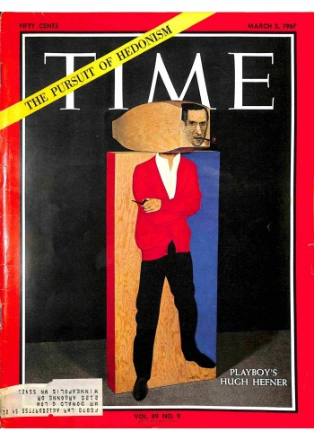 Cover Print of Time, March 3 1967