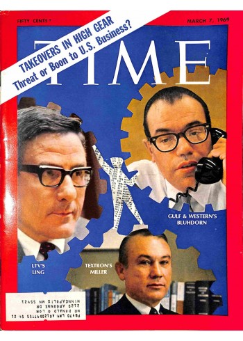Time, March 7 1969