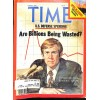 Cover Print of Time, March 7 1983