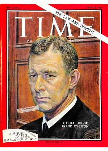 Cover Print of Time, May 12 1967