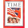 Cover Print of Time, May 14 1945