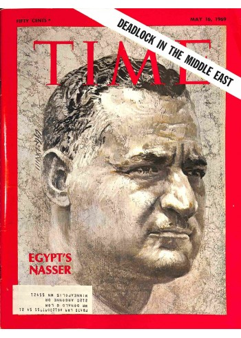 Cover Print of Time, May 16 1969