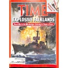 Cover Print of Time, May 17 1982