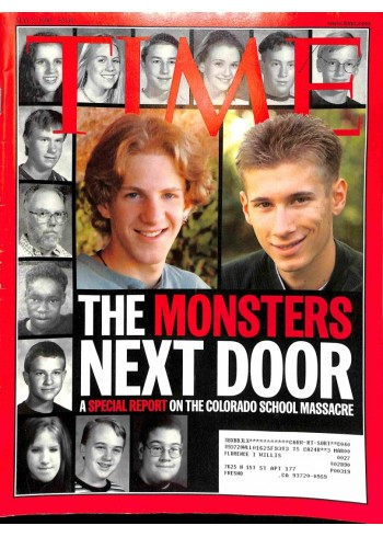Time, May 3 1999