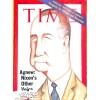 Cover Print of Time, November 14 1969