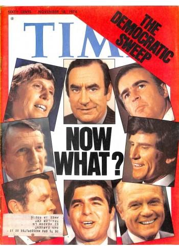 Time, November 18 1974