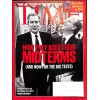 Cover Print of Time, November 18 2002