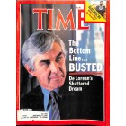 Cover Print of Time, November 1 1982