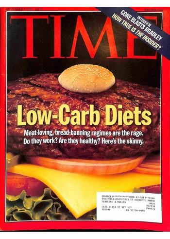 Cover Print of Time, November 1 1999