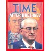 Time, November 22 1982