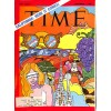 Cover Print of Time, November 7 1969
