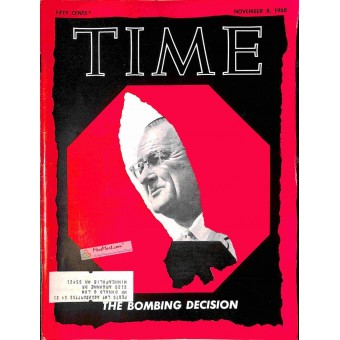 Cover Print of Time, November 8 1968