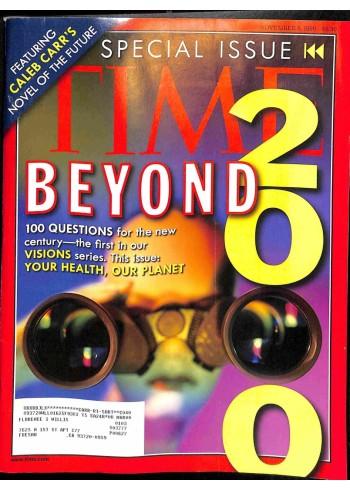Cover Print of Time, November 8 1999