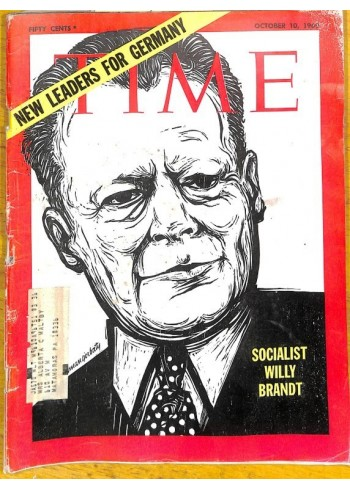Time, October 10 1969