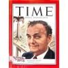 Cover Print of Time, October 13 1952