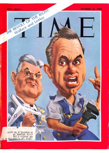 Time, October 18 1968