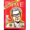 Cover Print of Time, October 18 1971