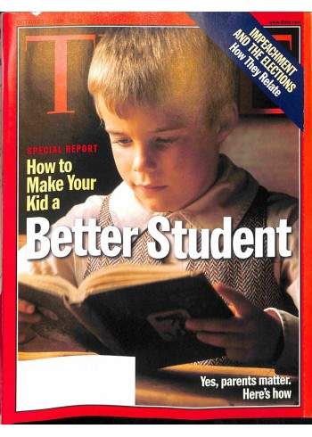 Time, October 19 1998