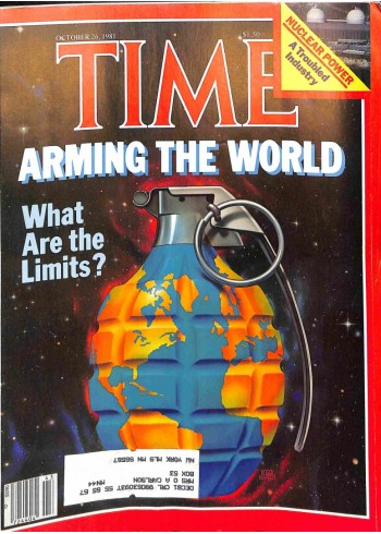 Time, October 26 1981