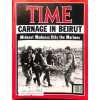 Cover Print of Time, October 31 1983
