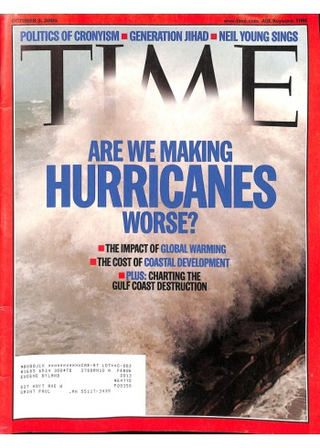 Time, October 3 2005