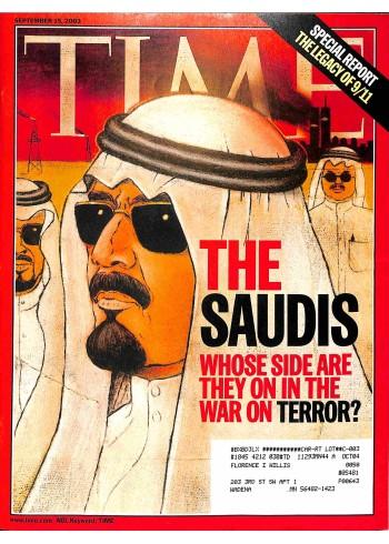Time, September 15 2003