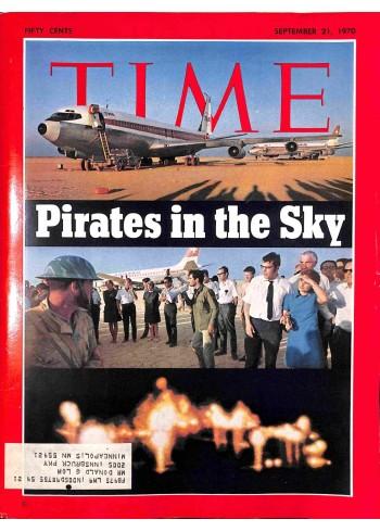 Time, September 21 1970