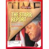 Cover Print of Time, September 21 1998