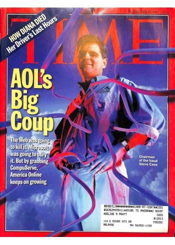 Time, September 22 1997