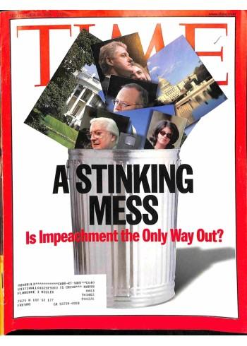 Time, September 28 1998