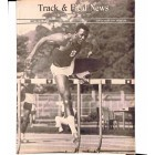 Track And Field News, April 1968